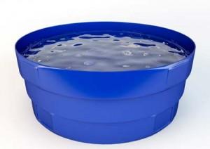 imagem de caixa d'água cheia: aprenda a fazer limpeza de caixa d'água com empresa