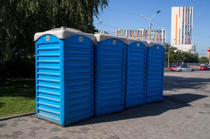 banheiros disponíveis para aluguel